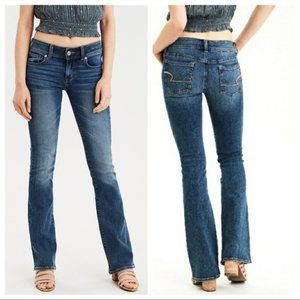 american eagle outfitters kick boot jeans